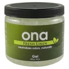 Ona Gel Fresh Linen   Quart