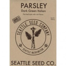 Parsley - Dark Green Italian Flat Leaf OG