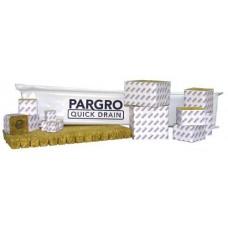 Grodan Pargro QD Jumbo Block 6 in x 6 in x 4 in w/ Hole