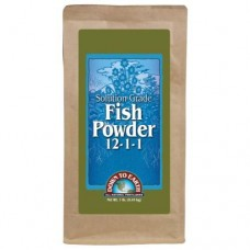 Down To Earth Fish Powder - 1 lb