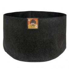 Gro Pro Essential Round Fabric Pot - Black 1000 Gallon