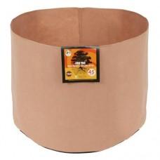 Gro Pro Essential Round Fabric Pot - Tan    45 Gallon