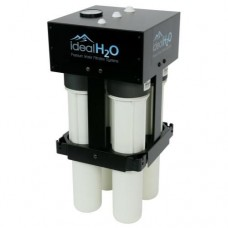 Ideal H2O High Output RO W/ Dual Catalytic Carbon Pre-filters - 700 GPD