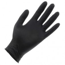 Black Lightning Powder Free Nitrile Gloves Large (100/Box)