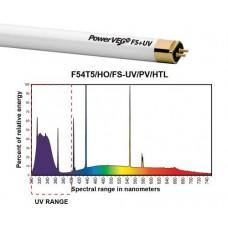 Eye PowerVEG FS-UV 4 ft  54W HO T5