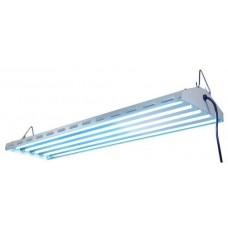 New Wave T5 44 - 4 ft 4 Lamp 120/240 Volt