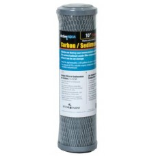 """10"""" Carbon and Sediment Combo Filter"""