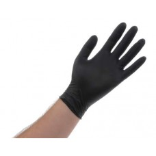 Black Lightning Gloves, large, pack of 100