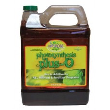 Photosynthesis Plus-O gal OR Only