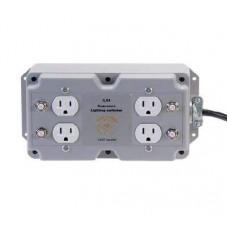 4 Lights/Load Switcher, 120V In, 120V Out, 120V Trigger