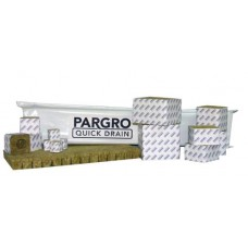 "Pargro Quick Drain 6""x36"" Slab, case of 12"
